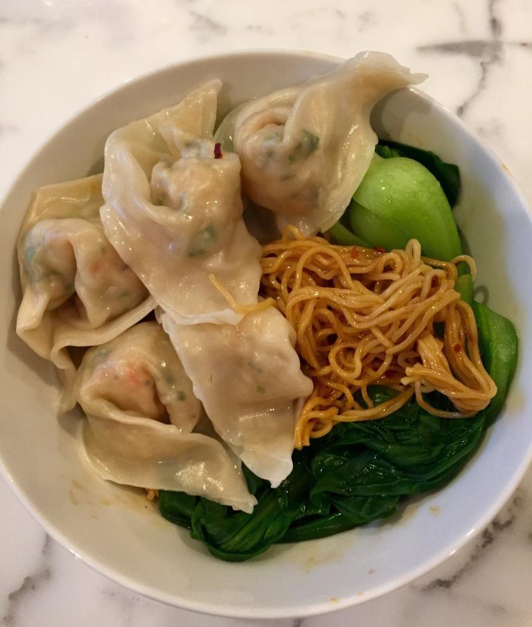 Recipe: Shrimp Wontons (馄饨) – My Third Culture Kitchen